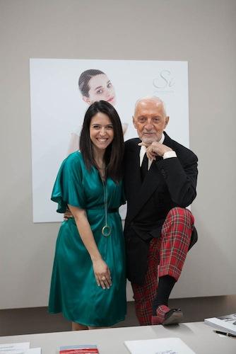 Lorenzo Riva e Chiara Besana