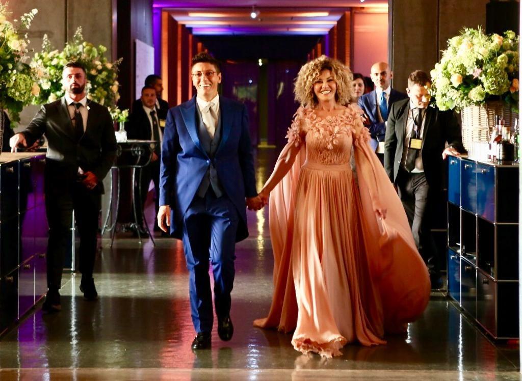 4eff168e41a1 Si sono dette sì domenica 19 maggio  Eva Grimaldi e Imma Battaglia hanno  coronato così il loro sogno d amore. Nella meravigliosa cornice del Resort  di lusso ...