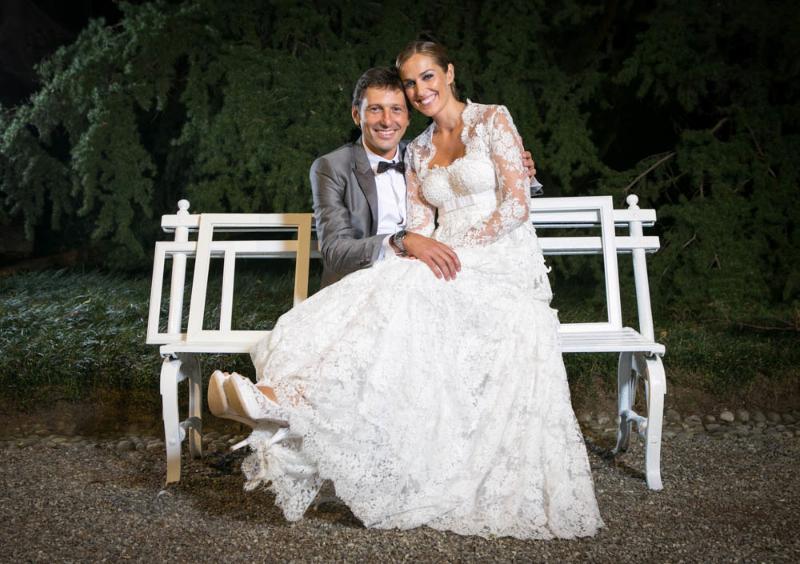 Leonardo e Anna Billò sposi