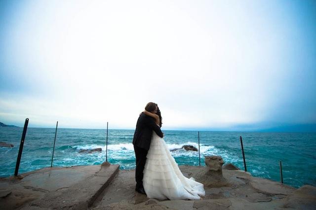 Matrimonio Spiaggia Albisola : Sposarsi in spiaggia ora è possibile ad albisola le prime
