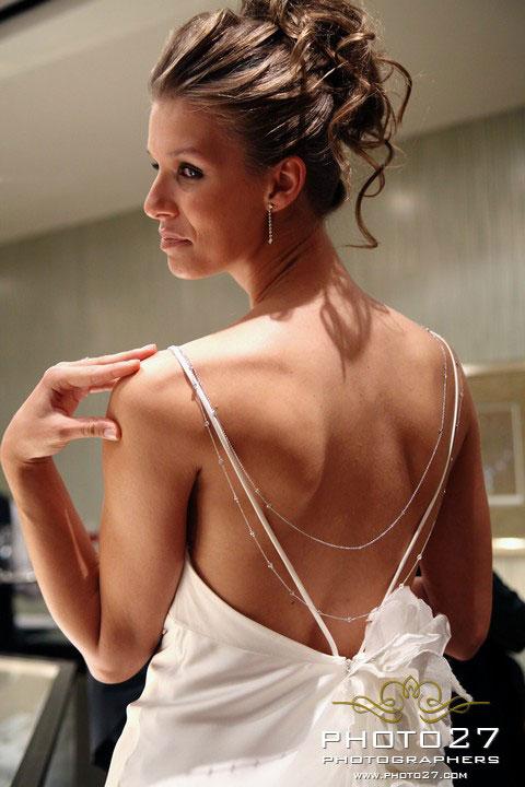 Presentato nella boutique tiffany di milano l abito da for Tiffany excelsior milano